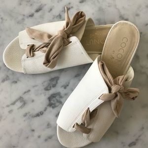 Coconuts by Matisse Tie-up Mules